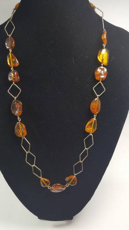 collar de ámbar - 1102001