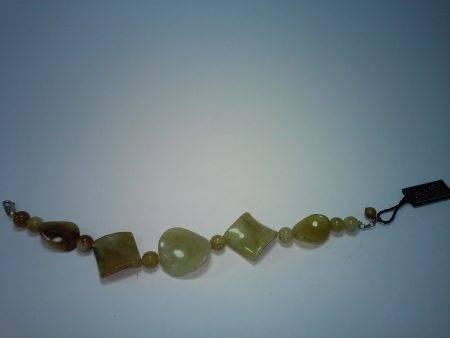 pulsera de jade caramelo - 2095001