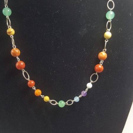 collar de chackras - 1100006