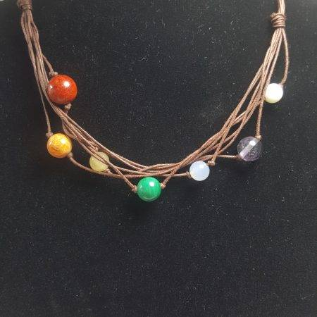 collar de chackras - 1100008